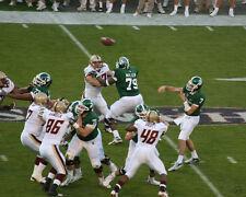 Michigan State Spartans Football Brain Hoyer Champs Sports Bowl 2007 Photo Print