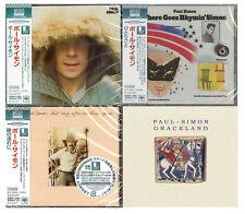 PAUL SIMON-4 TITLES-JAPAN BLUE SPEC CD SET 249