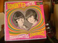 SEALED LATIN BOOGALOO SURF LP~HERMANITAS JIMENEZ~ROMANTICO RITMO~SR POLICIA~HEAR