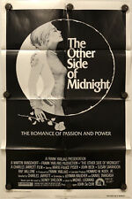 THE OTHER SIDE OF MIDNIGHT Original One Sheet Movie Poster 1977