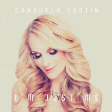 I'm Just Me Consuelo Costin  - CD - Neu!