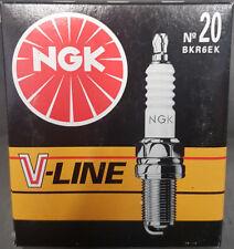 NGK BKR6EK Zündkerzen V-Line 20  4388  BMW 5  E34  520i / 525i 24V VL20 8 x