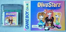 Jeu Game Boy Color: Diva Starz
