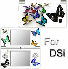 Butterfly SKIN VINYL COVER STICKER for NINTENDO DSi
