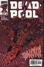 DEADPOOL #14 Marvel Comics Wolverine X-Men Joe Kelly EARLY 1ST PRINTING! RARE!