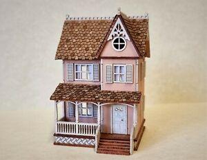 Dollhouse Miniature Enrique Vilchis 1/144th Scale House