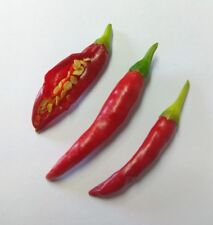 Thai Chili 10 Seeds Harvest 2018 Hot