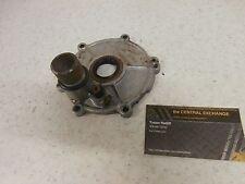 72 73 Kawasaki 100 G5 Vintage Genuine Engine Crankcase Rotary Disc Case Cover OE