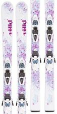 Skis blancs enfant