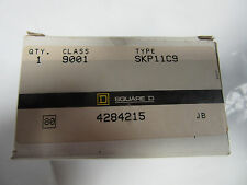 Square D 9001SKP11C9 Pilot Light 30MM Clear with Lamp NEW!! in Box Free Shipping