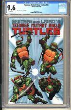 TEENAGE MUTANT NINJA TURTLES #25  CGC 9.6 WP NM+ Mirage 1989 vol 1 Eastman Laird