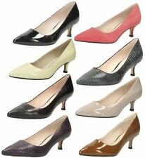 Clarks Court Slim Heels for Women