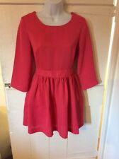 H&M 3/4 Sleeve Casual Round Neck Dresses for Women
