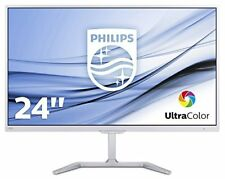 "Philips 246e7qdsw PLS 23.6"" Blanc Full HD (246e7qdsw/00"