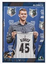 Cole Aldrich 2016-17 Panini Hoops Basketball Trading Card, #180
