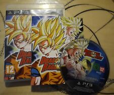 Dragon ball raging blast, PS3, complet