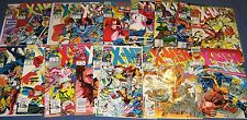 22 Issues Of The Uncanny X-Men #156, 162, 180, 271, 273, 281-286, 292, 297-298+