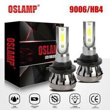 OSLAMP 9006 mini LED Headlight Kit Bulbs 1500W 6000K White Hi-Lo Beam Lamp US