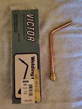 Victor Model 5 W 1 0324 0075 Weld Nozzle Qty1