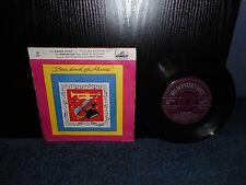 "7"" 45rpm Jeanne Dusseau & Nancy Evans - The Easter Hymn / The Barcarolle"