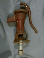 Water Hand Pump - Vintage -Cast Iron