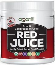 Organifi Organic Superfood Powder/ Red Juice Super Food, EXP11/20 FREE SHIPPING