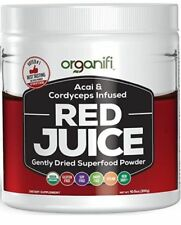 Organifi Organic Superfood Powder - Red Juice Super Food, EXP11/19 FREE SHIPPING