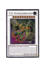 T.G. Klingenbrecher   EXVC-DE042    Ultimate Rare  / Boosterfrisch!!  1. Auflage