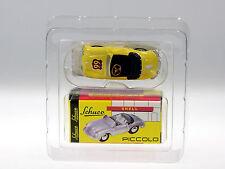 """Schuco Piccolo Porsche 356 Cabrio """"Route 66"""" # 50167001"""
