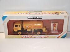 BRITAINS AUTOWAY #9817 SHELL PETROL TANKER MIB 1980s ENGLAND