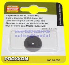 PROXXON 28652 Sägeblatt Ersatz-Blatt für MICRO Cutter MIC 28650 - NEU