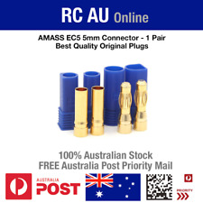 Best Quality Amass EC5 5mm Connector Plug - Aust Post Priority Shipping