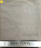 Lindisfarne : Dingly Dell UK Charisma LP 1972 - CAS 1057 - Embossed Sleeve EX/EX