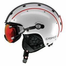 Casco - SP-3 Comp Color: White Black - Size: L (58 - 62 CM )
