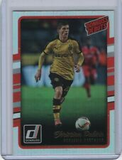 2016-17 Donruss Rookie Debuts Holographic Parallel #224 Christian Pulisic