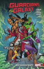 Guardians of the Galaxy: Mother Entropy Softcover Graphic Novel