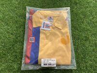 Camiseta / Shirt F.C Barcelona Away 1984-1989 Meyba Talla L