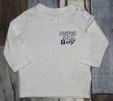 """✨ Tee-shirt VERTBAUDET 3 mois ~ """"super little boy"""" ✨"""