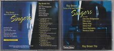 RAY BROWN TRIO - Some Of My Best Friends Are...Singers
