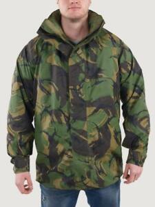 Genuine British Army DPM Jacket Combat GoreTex Waterproof Parka All Chest Sizes