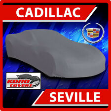[CADILLAC SEVILLE] CAR COVER - Ultimate Full Custom-Fit All Weather Protection