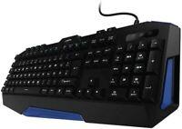 Deutsche Hama 113761 uRAGE Gaming-Keyboard Lethality² Gaming Tastatur QWERTZ
