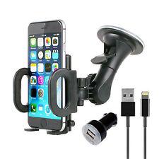 sgds iphone 6 autohalterung handy autohalterung kfz halter mit Zubehör ladekabel