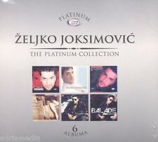 Zeljko joksimovic 6 CD Box Lane Mojelazne Euro Song Serbia Eurovision hit Ljubavi ESC