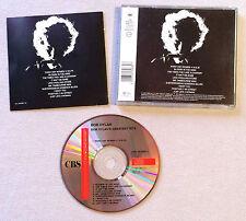 BOB DYLAN - GREATEST HITS / CD ALBUM CBS 4630882 (ANNEE 1987)
