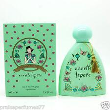 Shanghai Butterfly by Nanette Lepore 3.4 fl oz -100 ml Eau De Parfum Spray Women