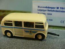 1/87 BeKa W 701 Busanhänger 1956 Leipziger Verkehrsbetriebe 046