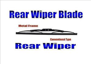 Rear Wiper Blade Back Windscreen Wiper For Toyota Prius 2004-2016