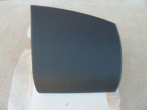 NEW Black Aston Martin Vantage S Zagato Upper Dash Right Side Airbag Trim OEM