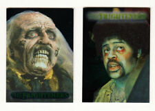 Horror TV & Movies Complete Non-Sport Trading Card Sets